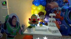 Decoração infantil Toy Story Provençal simples