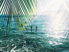 el-mar-paraíso: puro océano