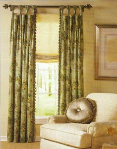 pictures of drapes | Custom Drapes Panels Showcase