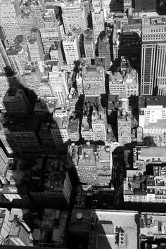 NYC - shadow of the Empire State Building Empire State Of Mind, Empire State Building, New York City, Shadows Of The Empire, Places To Travel, Places To Visit, A New York Minute, I Love Nyc, Concrete Jungle