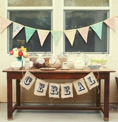 my next inspiration-cereal bar Great for baby showers!