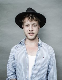 Ted Dwane from Mumford & Sons