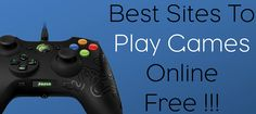 Top 10 Free Online Games Sites 2016. Download Free Shooting Racing Multiplayer Games Online.