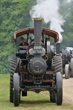 Tinkers Park Steam Rally, Hadlow Down, England, UK