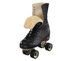 Riedell Quad Roller Skates - 172 OG (Black)