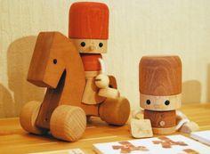 Comaam – jouets en bois (Japon)