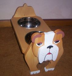 Bulldog Dog Feeder  use Meetup10 to get 10% off