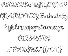 Just For Giggles font by ByTheButterfly - FontSpace