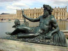 Versailles, France - CHECK!