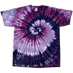 Amazon.com: Colortone Tie Dye T-Shirt SM Blaze: Clothing ($8.89) ❤ liked on Polyvore featuring tops, t-shirts, tie dyed t shirts, purple t shirt, tie dye t shirts, purple top and tie-dye crop tops