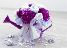 Custom made arrangements and bouquets by Bouquets And Beyond, madeit, Australia