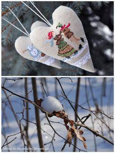Живущая на Радугe: Зимнее Утро / A Winter Morning