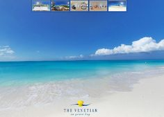 The Venetian on Grace Bay Launches Amazing Online Tours 30 Anniversary, Grace Bay Beach, Turks And Caicos, Island Life, Virtual Tour, Beautiful Beaches, Venetian, Swimming Pools, Caribbean