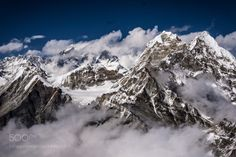 High by MartinKoners 4reigndestinations.tumblr.com #Travel #Mountains