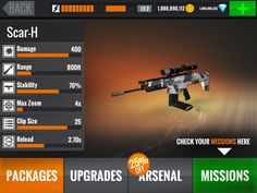 Download Hack Sniper 3D Assassin: Shoot to Kill FOR IOS working 100% No Survey without any Trouble http://ios-games.co/shop/sniper-3d-assassin-shoot-kill/
