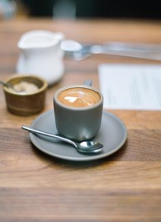 *Starting the day with espresso. Coffee Cafe, Espresso Coffee, Coffee Humor, Coffee Drinks, I Love Coffee, Coffee Set, Best Coffee, Funny Coffee Cups, Coffee Spoon