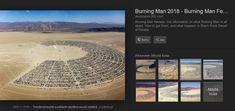 Screenshot: Kuva: Ea O Ka Aina: Burning Man sucks! Buring Man, Black Rock Desert, Eid, Lamb, Burns, Shit Happens, Woman, Night, Google