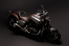 Yamaha VMAX by Hermes