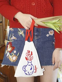 Craft Bags, Beaded Bags, Little Bag, Organza Bags, My Bags, Bag Making, Reusable Tote Bags, Sacks, Knitting