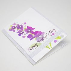 Altenew Orchid; ink layering; layered stamping; Mother's day; floral