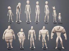 Body mechanics Mega Pack