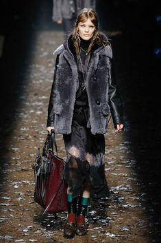 Coach 1941 Fall 2018 Ready-to-Wear Fashion Show Collection