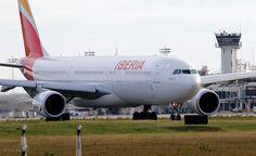Iberia A330-300