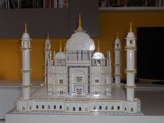 My Lego's Taj Mahal.....50x50cm....5922 pieces...year 2008....FANTASTIC!!!!!!