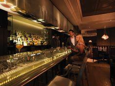 Hotéis de luxo na Europa promovem experiências etílicas