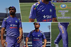 India ODI Kit 2014 For Don Bradman Cricket 14 Download now! www.a2studios.org