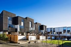 Altair Townhouse Development by architecture + was a winner in the Housing category.