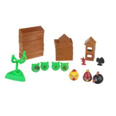 wholesale dropship osell Cute Angry Birds PVC Action Figures Set $3.52