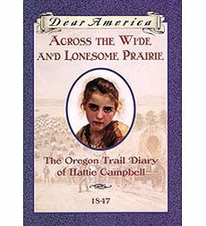 Dear America Across the Wide and Lonesome Prairie Oregon Trail Westward Expansion Unit Study Activities