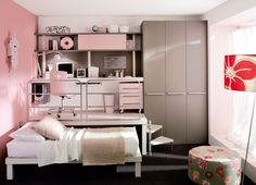 Wonderful Teen Girl Bedroom Ideas for Small Room 900 x 650 · 94 kB for Bedroom Ideas For Teenage Girls With Small Rooms