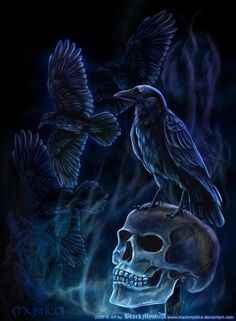 SKULL~By Black Mystica