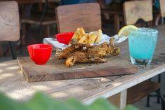 #fishwing #fries