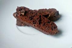 Schoko-Cantuccini (Chocolate Biscotti)