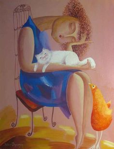 Yelena Dyumin, 'Summer Dreams'