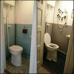toilet pimpen voor weinig - Toilet. | Pinterest - Wc, Badkamer en ...
