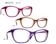 Caroline Abram BRIGITTE #ojooptique