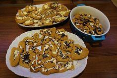 Ciasto cytrynowe i pierniczki
