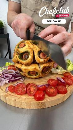 Easy Samosa Recipes, Dog Recipes, Beef Recipes, Cooking Recipes, Unique Recipes, Creative Food, Easy Cooking, Diy Food, Food Videos