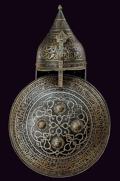 A khula-khud and sipar - by Czerny's International Auction House