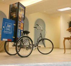 Nuevas bicicletas listas para testificacion pública en Ciudad Juárez, Chihuahua, México.