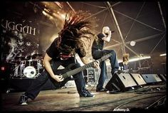 Meshuggah on Pinterest! I thought I'd never see the day. :-D \m/