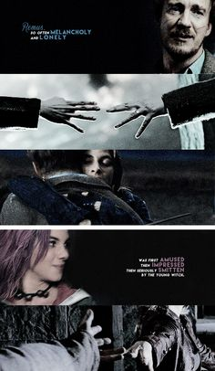 Remus and Tonks..... It was just SOO wrong for JK to kill them... SOO WRONG ON SOOOOOOO MANYYYY LEVELSSS!!!!!