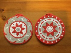 PRESINE artistiche decorative ma anche pratiche - filo di cotone ritorto e lurex