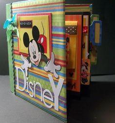 °o° Disney Mini album - Two Peas in a Bucket