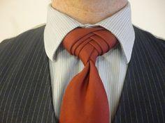 boutonn como hacer un nudo de corbata