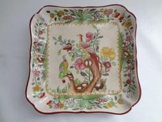English Porcelain - Copeland Spode cookie plate - as per photo for sale in Cape Town (ID:217376510)